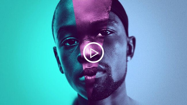 See the Invisible DripDry in 2016 Golden Globe Awards Best Movie, Moonlight
