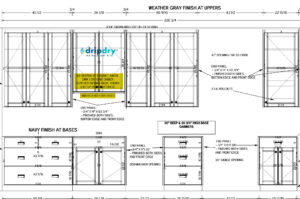 CAD Kitchen Plans Design Software, The DripDry