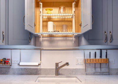 Large DripDry Classic (DDC28) | invisible dish drying rack