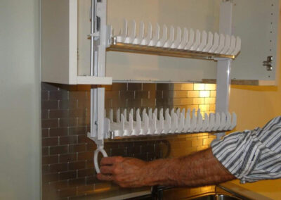 Large DripDrip Classic (DDC28) | Dish Drain Cabinet Dish Rack