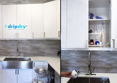 Large DripDry Classic | cabinet dish rack